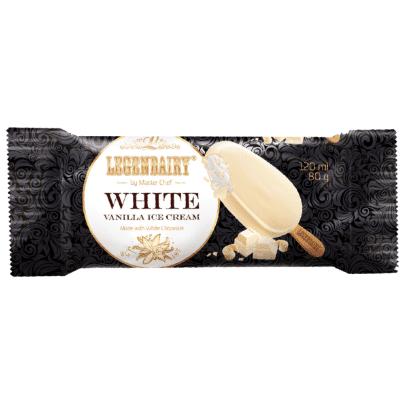legendairy white vanilla ice cream