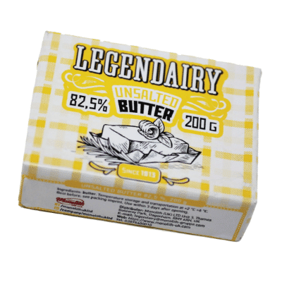 legendairy unsalted butter 200 grams picture